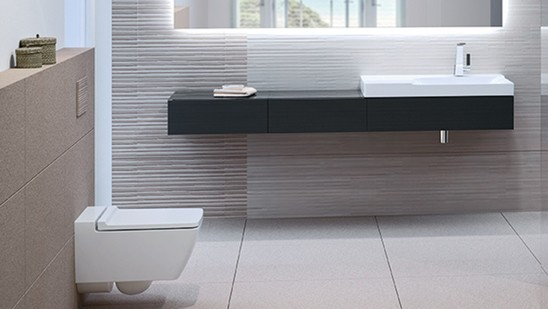 Geberit Omega pre-wall system