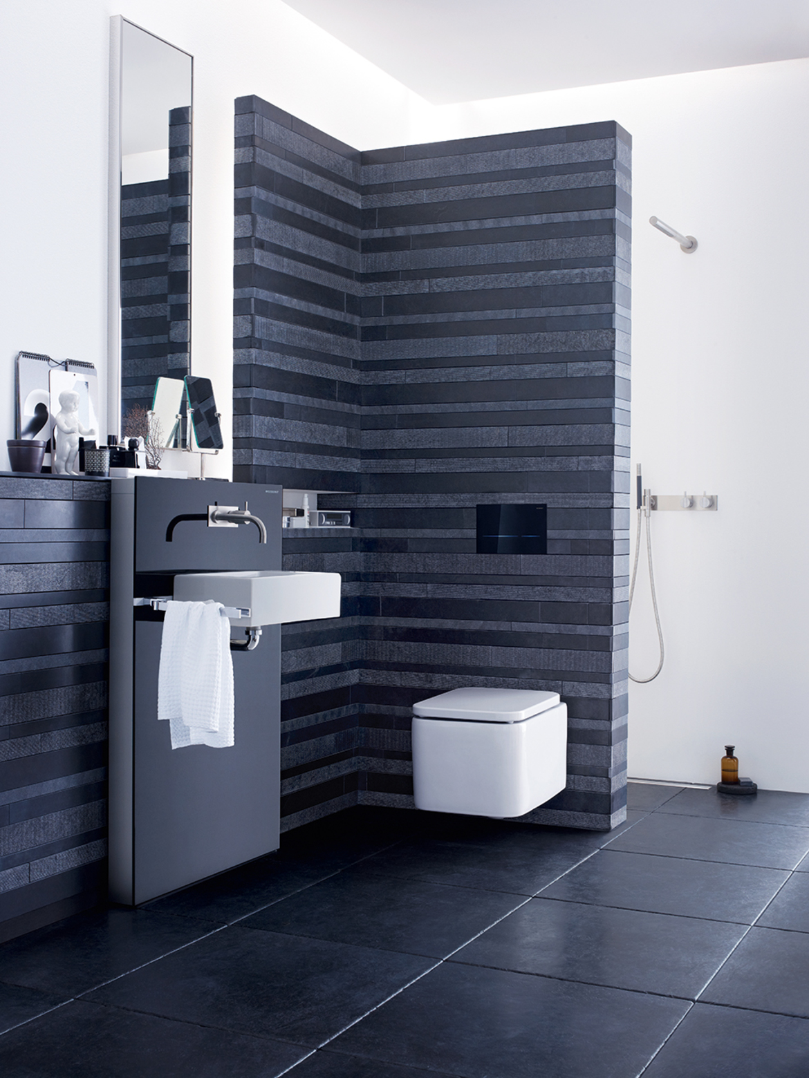 bathroom inspirations geberit north america. Black Bedroom Furniture Sets. Home Design Ideas