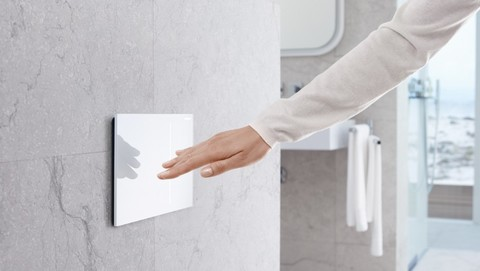 Geberit flush plates and cover plates