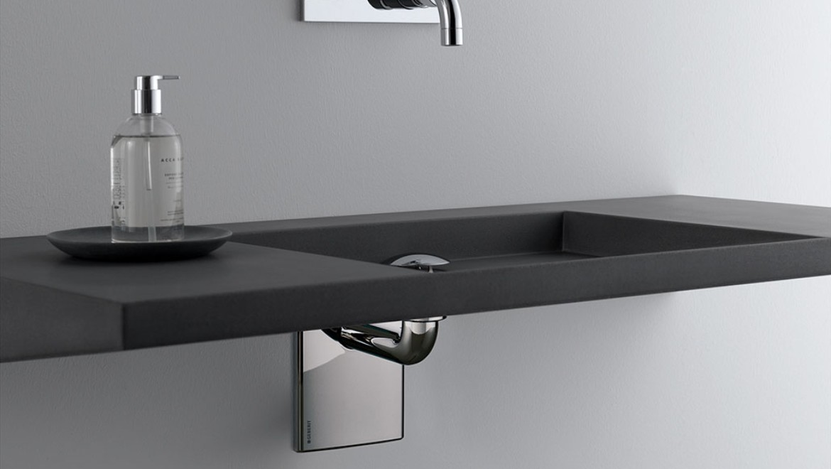 In Wall System For Wall Hung Lavatory Sink | Geberit North ...