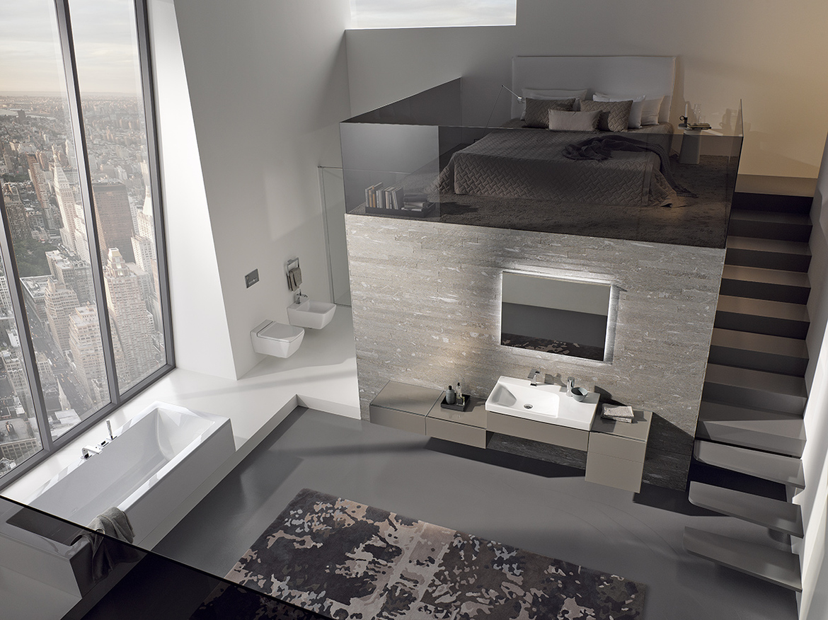 In Wall System For Wall Hung Lavatory Sink Geberit North