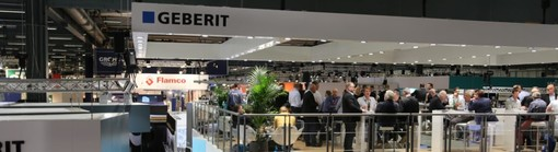 Geberit at a trade show