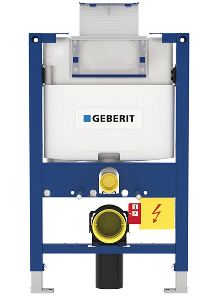 Pack geberit up320 great geberit duofix mm wc frame with for Geberit system