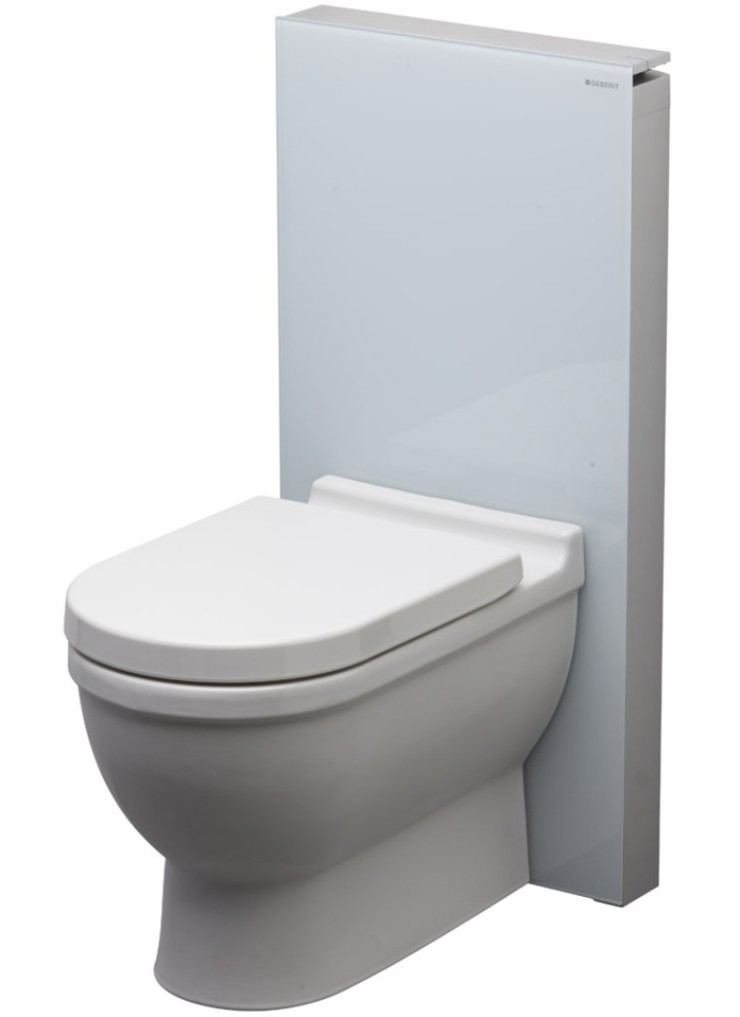 Sanitary Module For Floor Mount Toilet